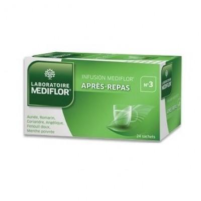 INFUSION MEDIFLOR APRES REPAS