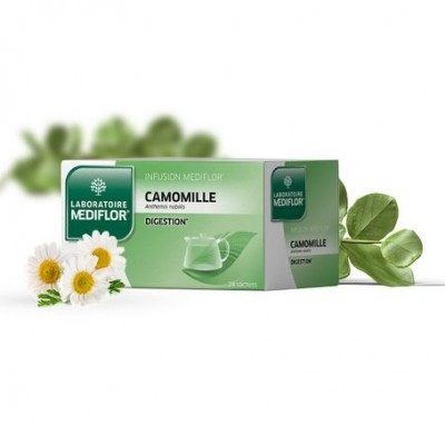 INFUSION CAMOMILLE MEDIFLOR