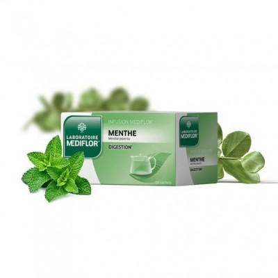 INFUSION MENTHE MEDIFLOR