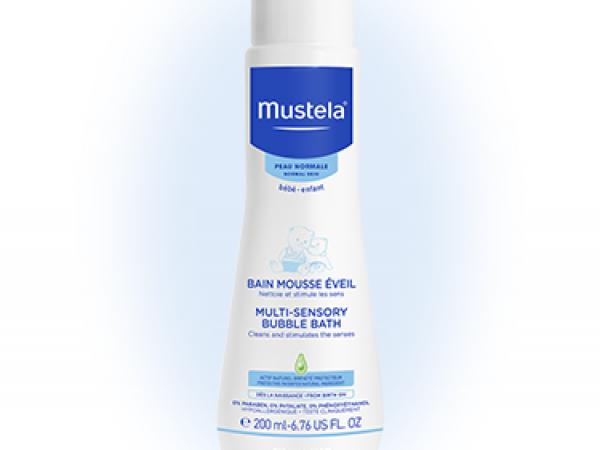 MUSTELA BAIN MOUSSE EVEIL